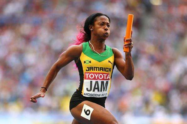 Fraser-Pryce Down to Compete in Rome