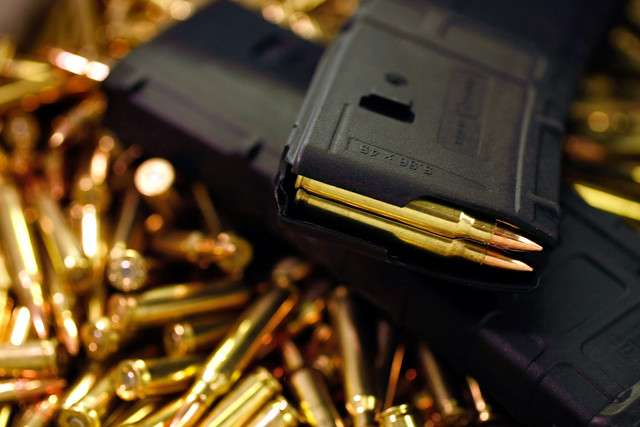 A Million Rounds of Ammo Ending Up in Criminal Hands
