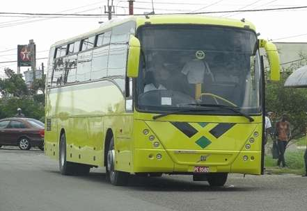 JUTC Drivers Back to Work