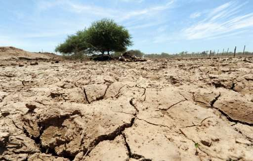 Worst Drought in 5-years