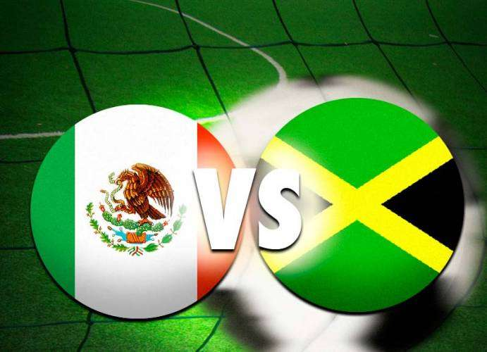 Ja/Mexcio to Clash in CONCACAF Final