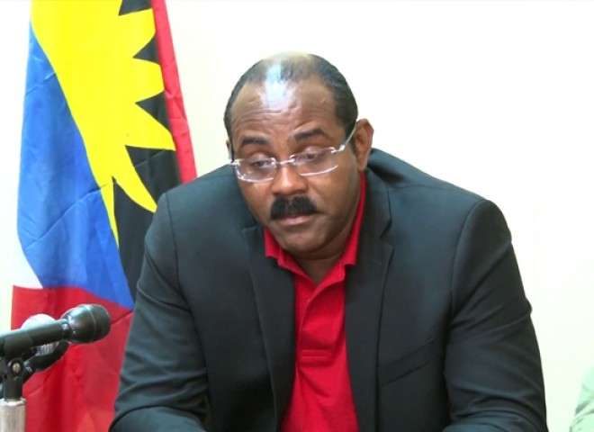Antiguan PM Under Pressure