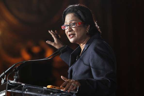 Kamla Threatened?