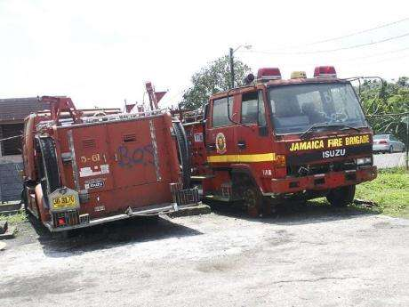 Bush Fires Pressure Manchester Fire Brigade
