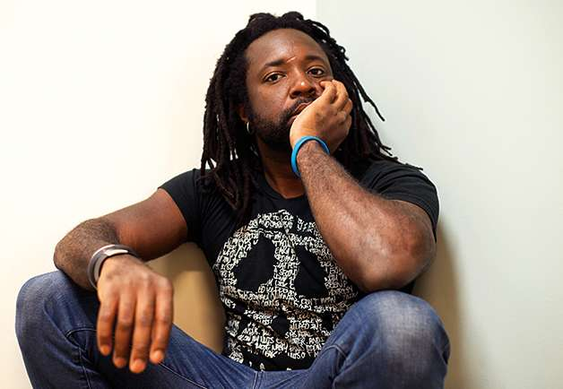 Marlon James for 'Man Booker Prize'