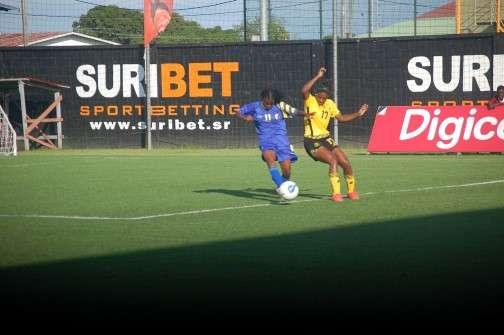 Jamaica Thrashes St. Lucia