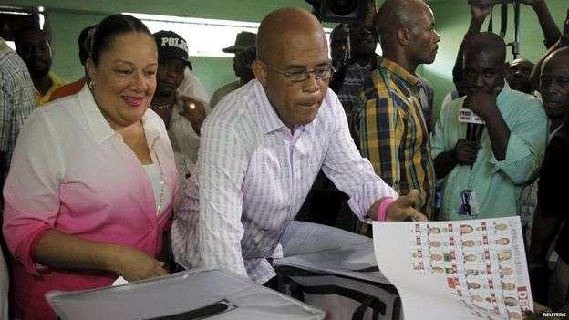 OAS Hails Haiti Elections Despite Glitches