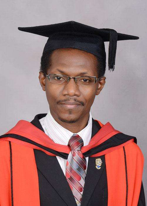 Prof Gyles is UTech President