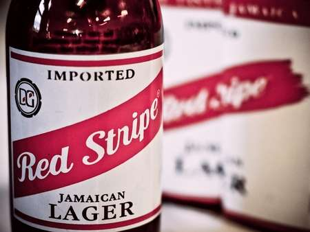 Red Stripe Manufacturers Slapped with Lawsuit