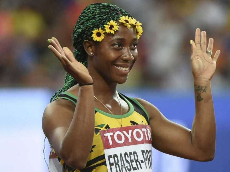 Toe Injury Forces Fraser-Pryce Out of Shanghai Meet