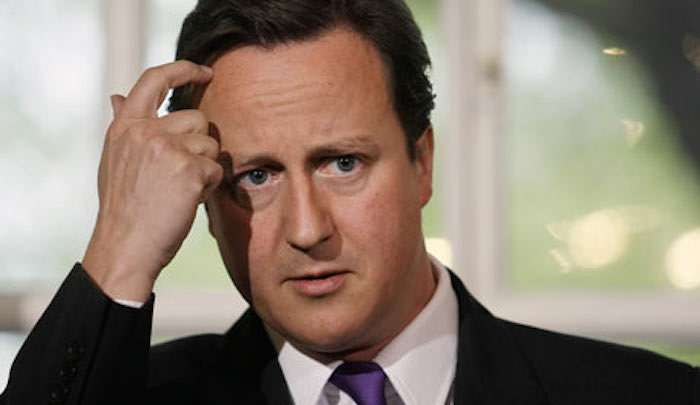 PM Cameron Under Fire from Reparations Campaigners