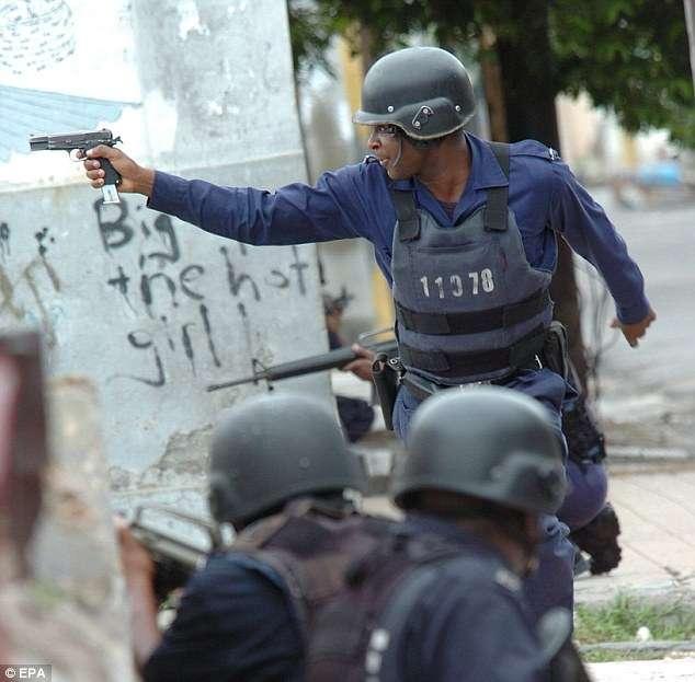 'Cops Killed Them': #WKgnCOE