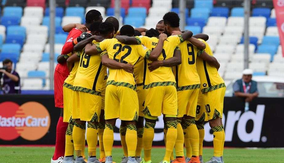 Reggae Boyz ready for Peru.