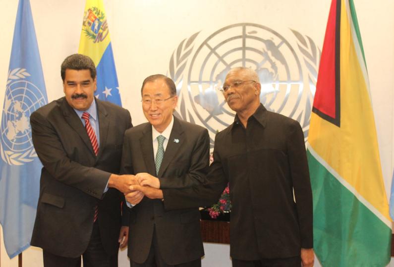 Guyana, Venezuela Restore Diplomatic Relations