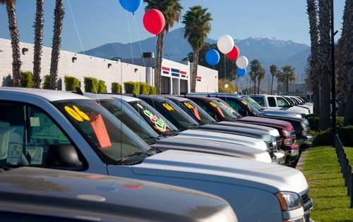 Car Dealer in POCA Trouble