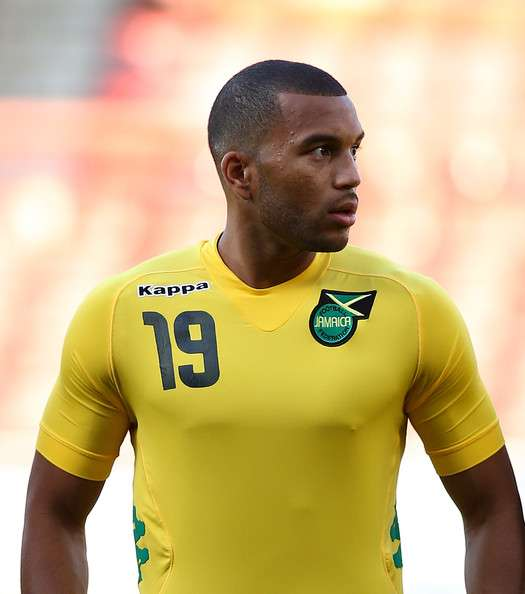 Mariappa Leads out the Boyz