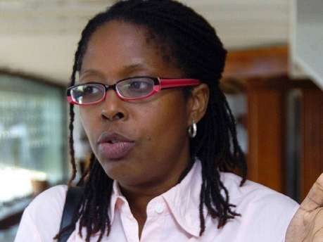 Brown-Burke Tapped As Bunting's Campaign Manager: Says Peter Phillips Is Unelectable