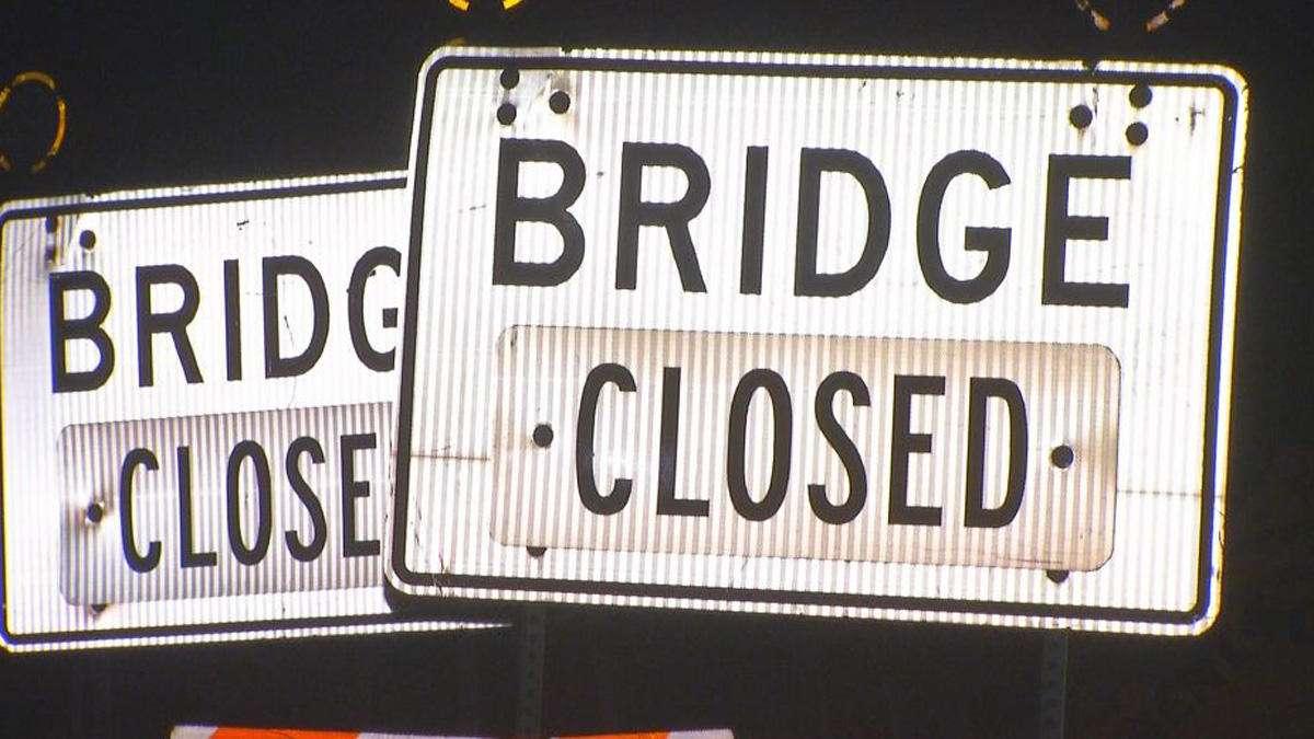 Forum Bridge Closed