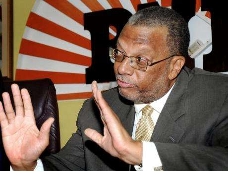 Phillips Laments Unprecedented Disunity in PNP