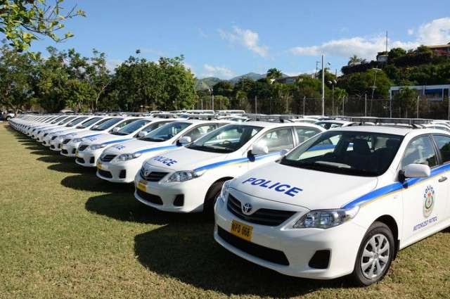 Police Fleet gets Major Boost
