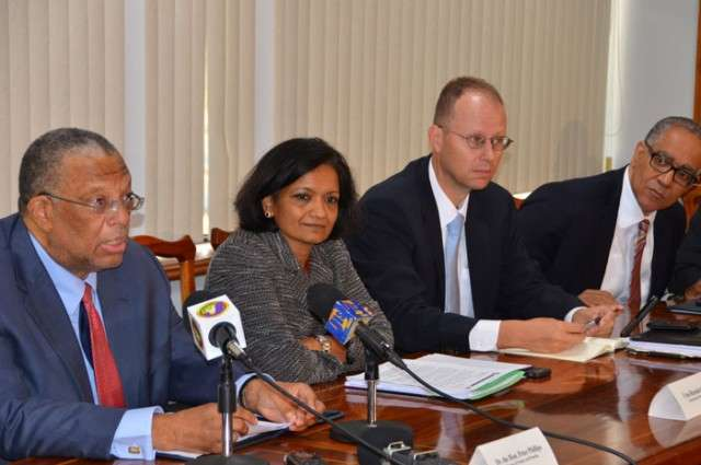 IMF Reduces Ja's Primary Surplus Target