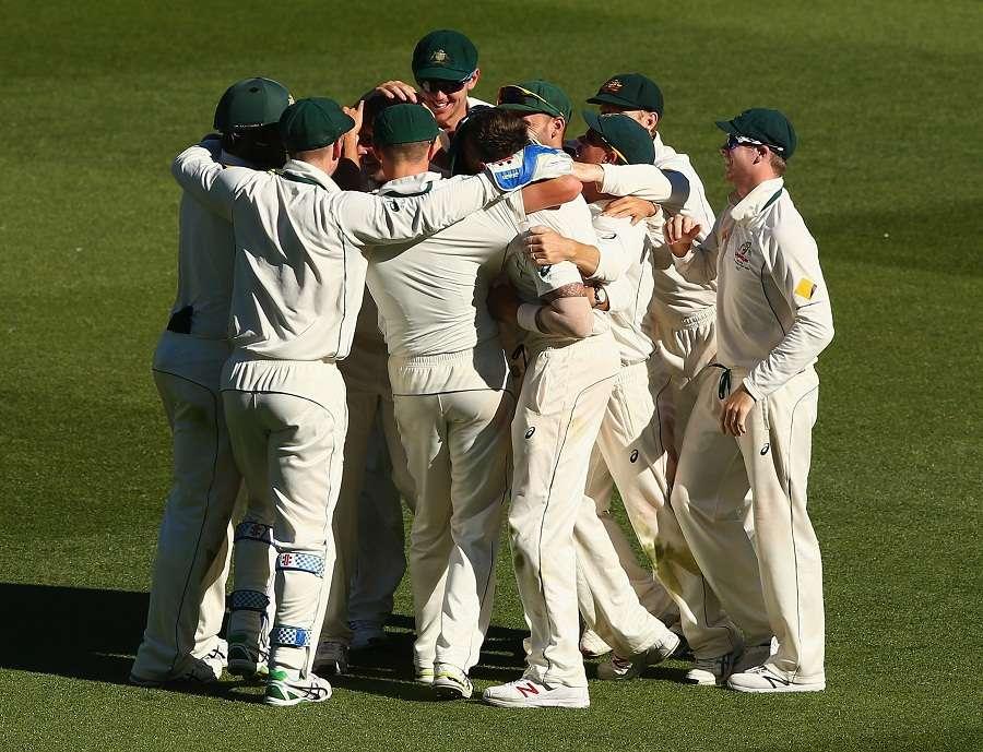 Australia Beat W'Indies to take Series