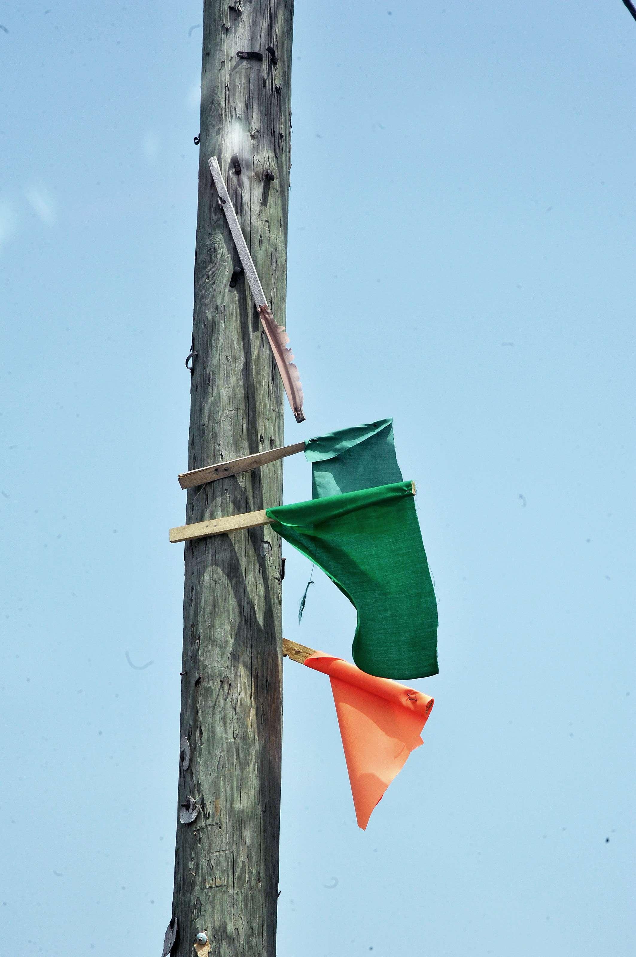 Ombudsman Admits Flag Frustration