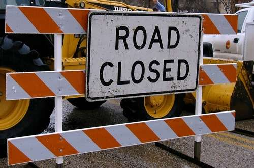 Retirement Rd Closed