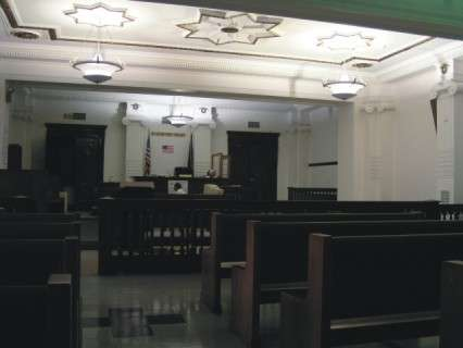 Video Recording Facilities for Courthouses Islandwide