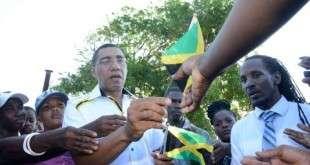 Holness Condemns Political Violence