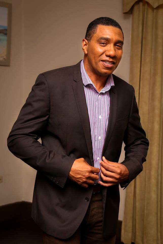 'Stand Up for Families' – Holness