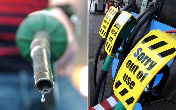 Pumps to Close When Bad Gas Report is Released