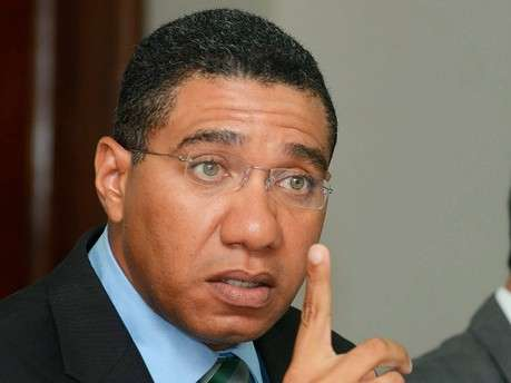 Holness Makes Road Safety Plea