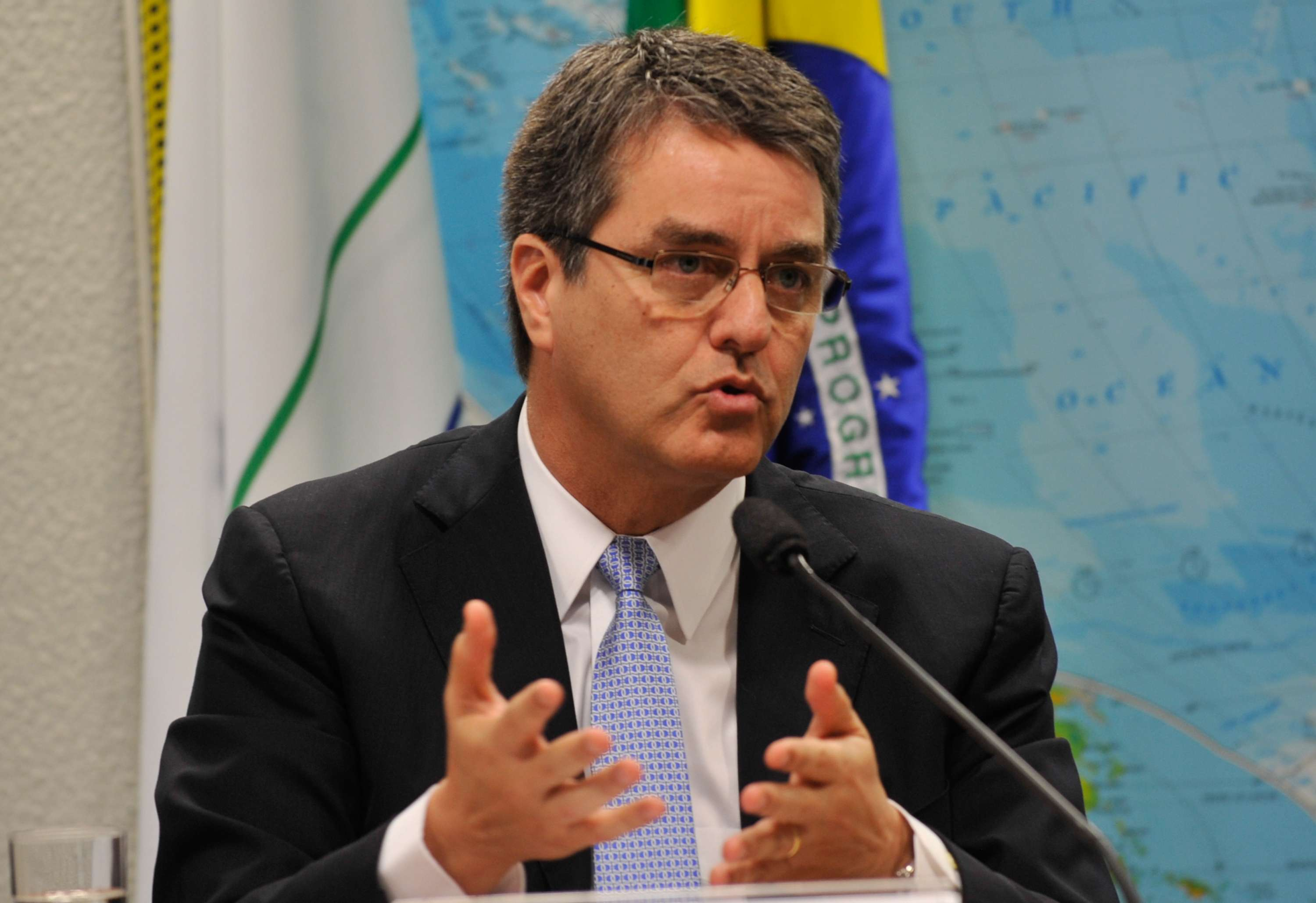 WTO Boss Satisfied with Jamaica's Trade Focus