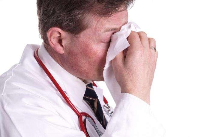 Frontline Doctors Facing H1N1 Threat