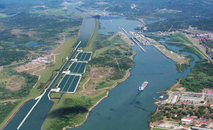 Panama Canal Expansion set for May 31 Completion