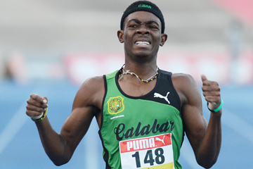 Calabar's Taylor Stands Out at CARIFTA Trials