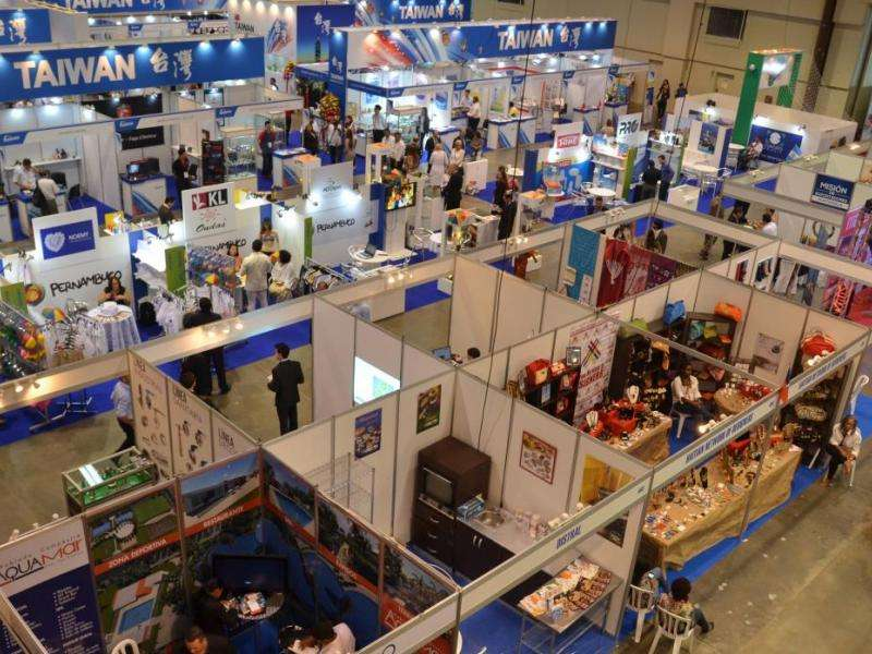 Five Companies off to EXPOCOMER