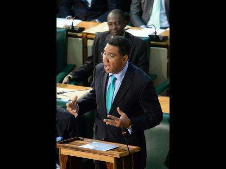 Holness & Simpson-Miller Commit to Strong Parliament