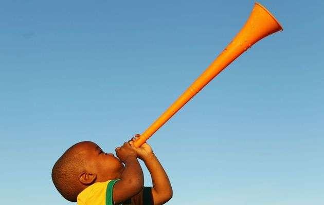 NO Vuvuzelas!