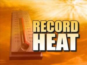 Record Hot February