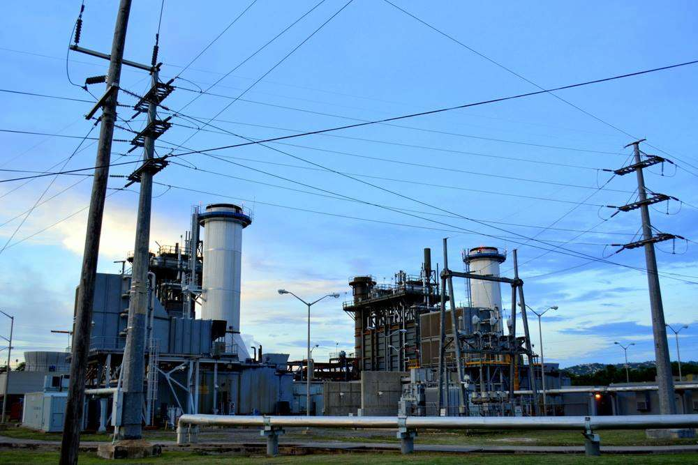 Bogue Plant Going Gas This Month
