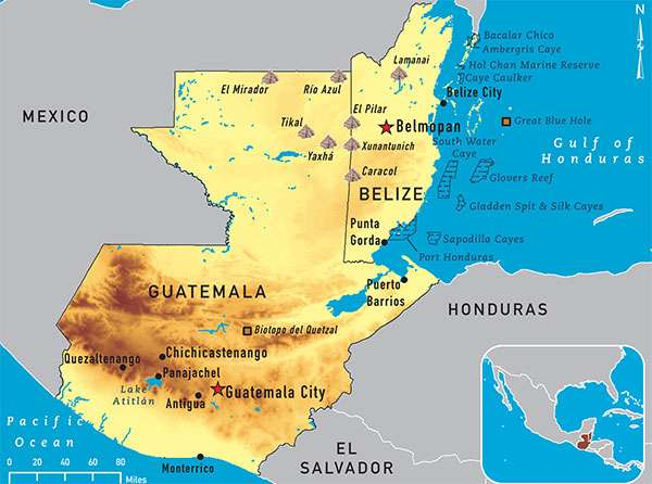 Tensions High between Belize & Guatemala
