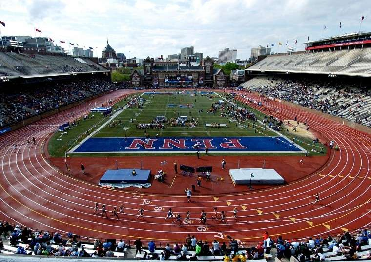 First Medal at Penn Relays 2016