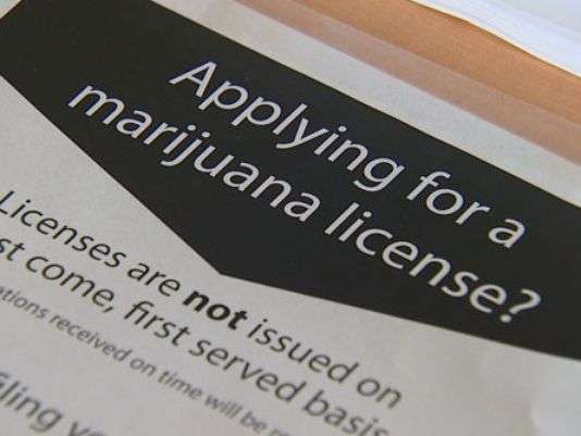 Cannabis Licensing Postponement