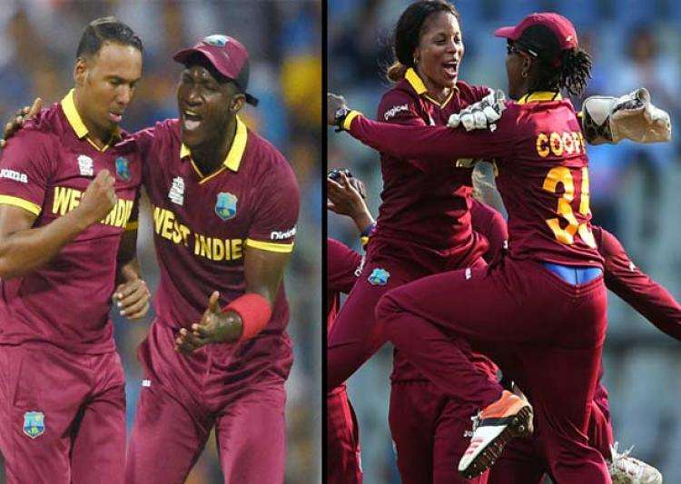 Holness Congratultes Victorious West Indies