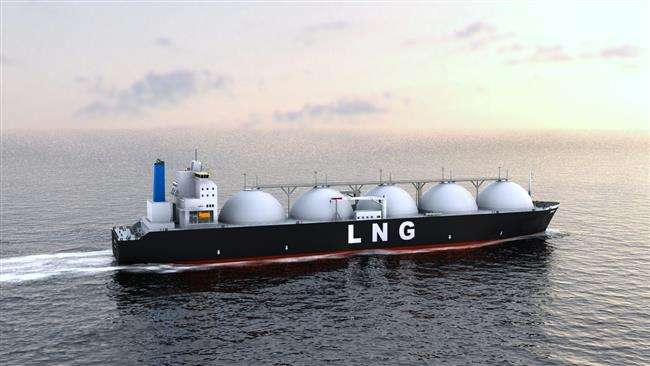 First LNG Shipment Arrives