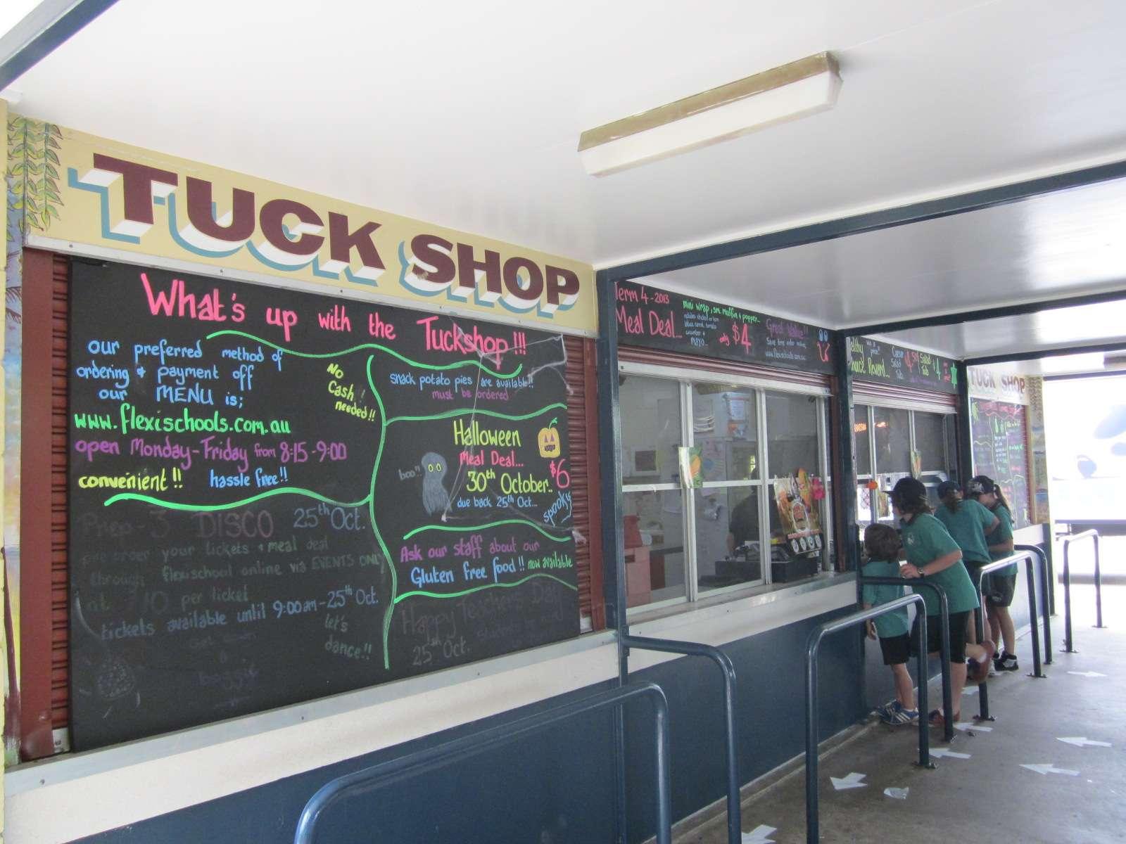 Reid Against School-Run Tuckshops