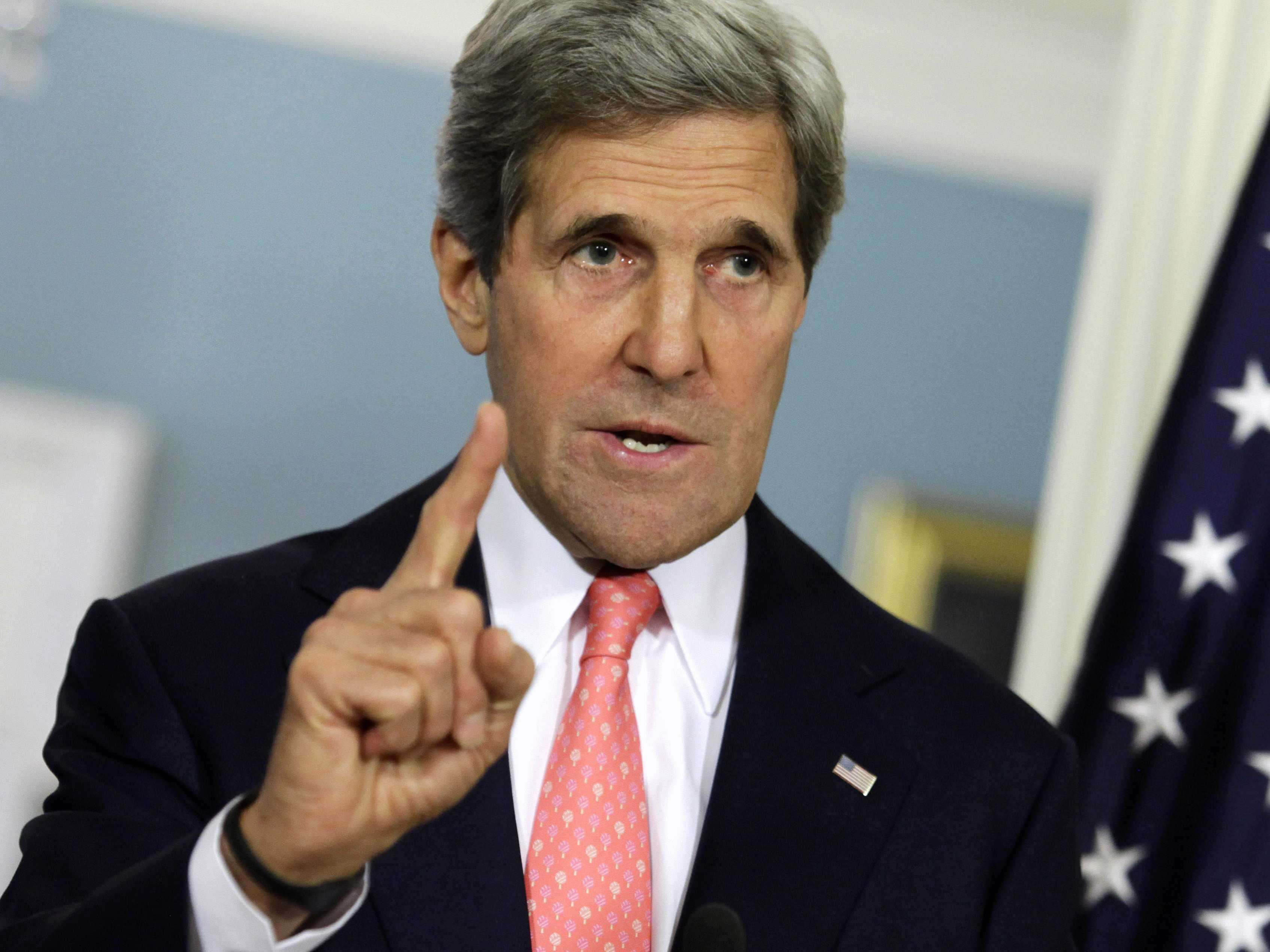 Kerry Outlines Steps for Caribbean Economic Growth
