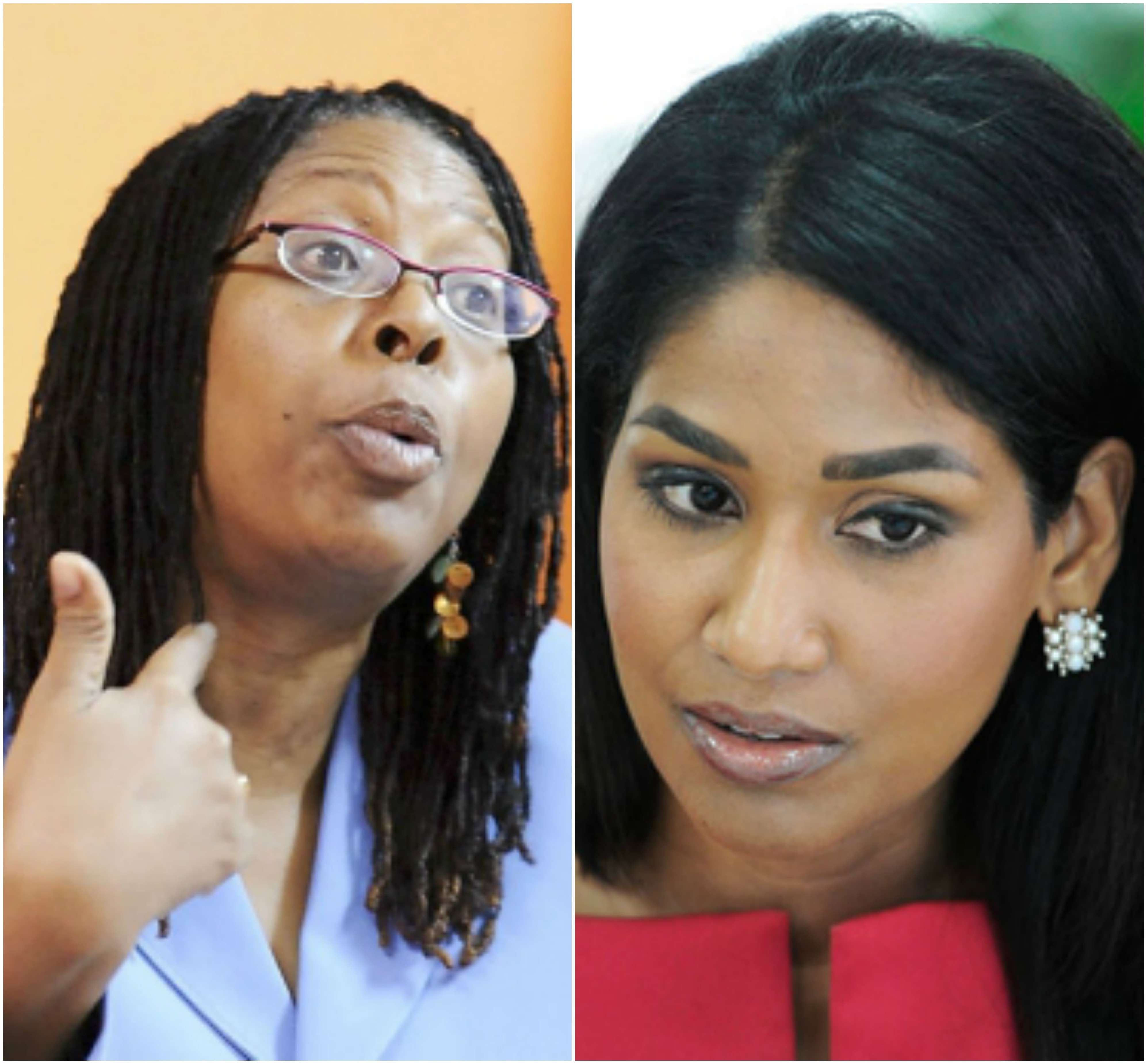 Brown-Burke Seeking Re-Election; Defends 'Backstabbing' Re-Post